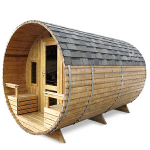 Barrel Saunas & Hotels